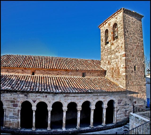 Carabias Spain  city photos gallery : IGLESIA ROMÁNICA DE CARABIAS GUADALAJARA SPAIN a photo on ...