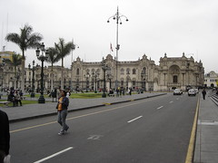 La Capital de la República del Perú, la ciudad de Lima