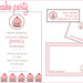 Cupcake party invite by Rachel from Cupcakes Take the Cake