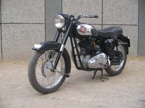 BSA B31 1956  f