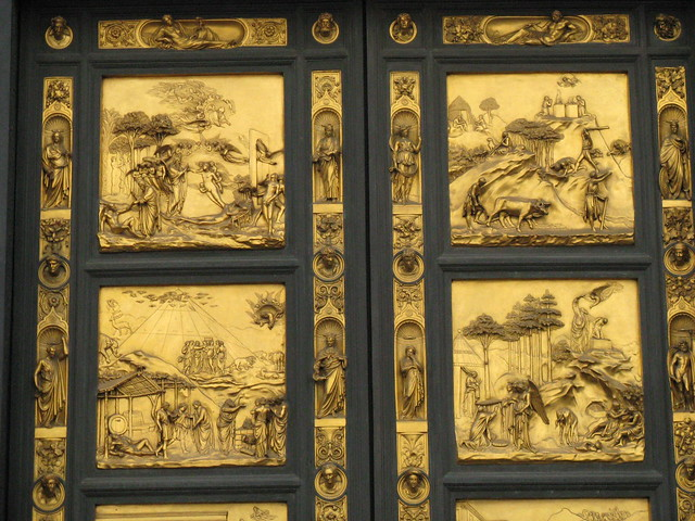 """The """"Golden Doors"""" in Florence   Flickr - Photo Sharing!"""