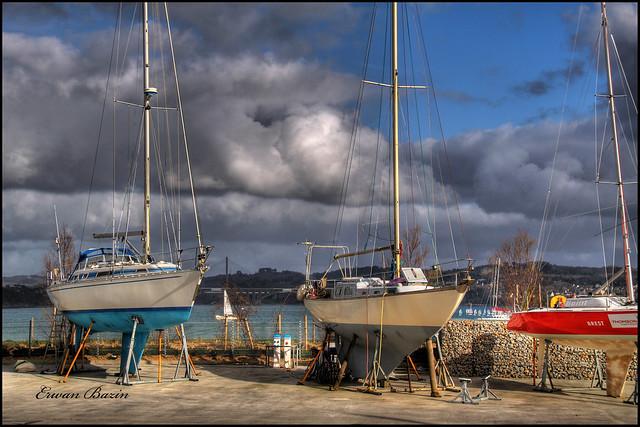 port de plaisance 224 brest hdr a photo on flickriver