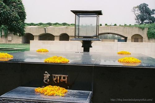 Memorial de Gandhi