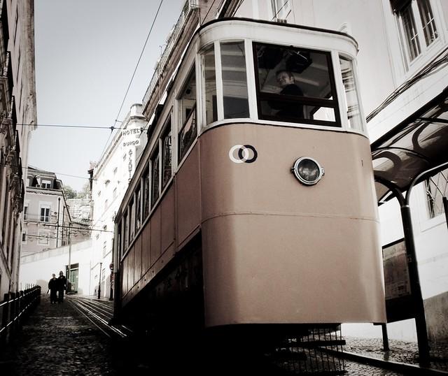 Трамвайное