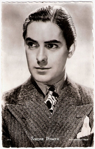 Happy Birthday Tyrone Power!