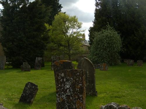 Churchyard, Charlbury