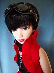 Nerilka in red and black 9