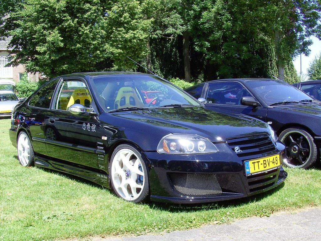 1998 honda civic coupe 1 6i ls