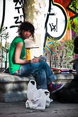 La Latina, Madrid chica
