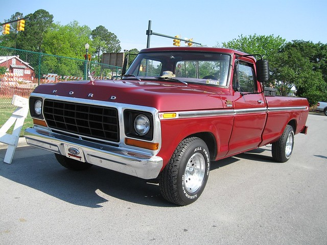 1978 Ford F100 Pickup | Explore V8 Power's photos on Flickr
