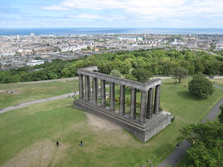 Kuva Nelson Monument. scotland edinburgh caltonhill nationalmonument nelsonsmonument