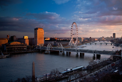 london sunset3