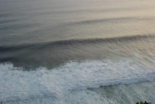 View from Uluwatu