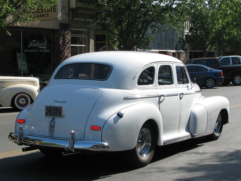 1946 chevrolet 4 door sedan custom 39 50 394 39 3 flickr for 1946 chevy 4 door sedan