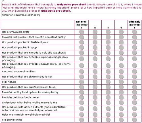 survey design tip 3 do you encourage straightlining