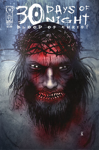 Ben Templesmith: 30 Days of Night: Blood of Christ
