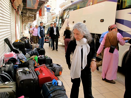 Luggage, Al Arish