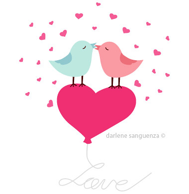 how to maintain love birds