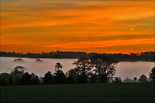River of Mists at Dawn
