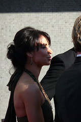 Christine Bleakley at the BAFTA's