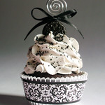 Cookies n' Cream Faux Cupcakes