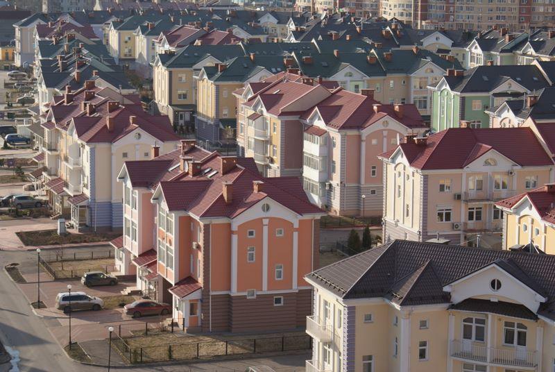 Коттеджный поселок в Куркино