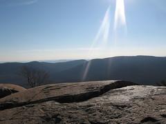 Bear Mountain, December 2006