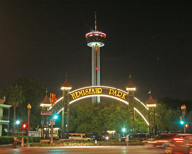 Hemisfair Park Flickr Photo Sharing