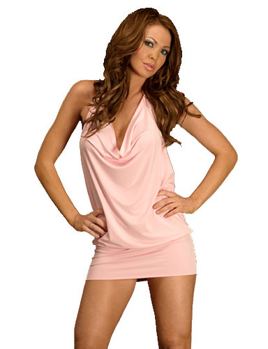 mini clubwear Micro dress