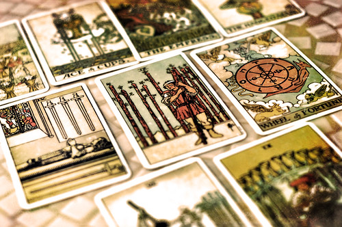 3555168489 4fede53729 How does giving oracle card readings differ from Tarot?