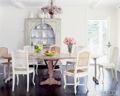 Elle decor dining room flickr photo sharing for Elle decor best dining rooms
