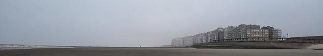 Wenduine in the Mist