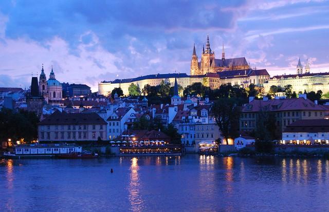 Prague Castle - Flickr CC mocost