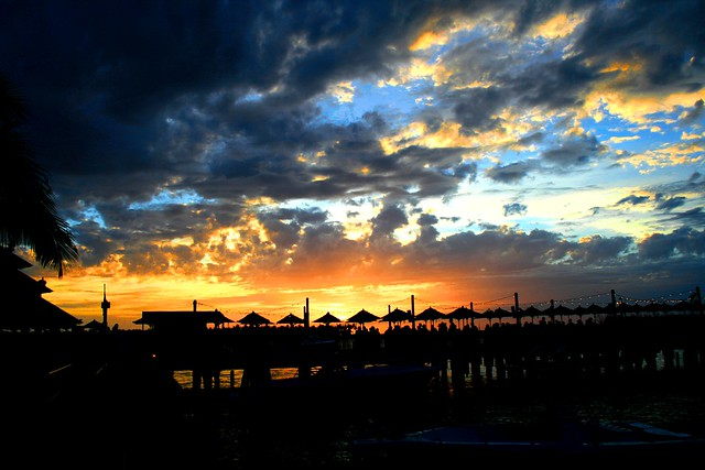Sunset Pier Key West Florida Flickr Photo Sharing
