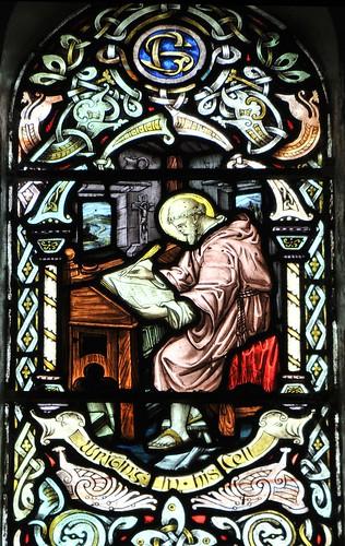 St. Columcille by Joachim S. Müller