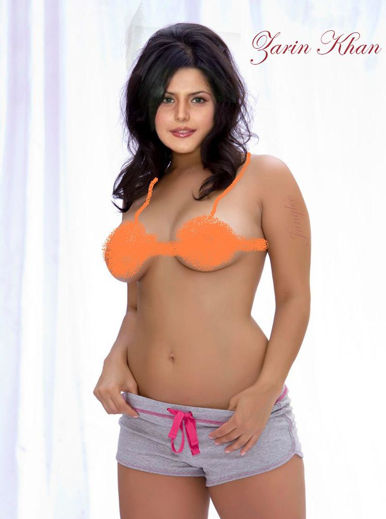 Thank you zarine khan nude not