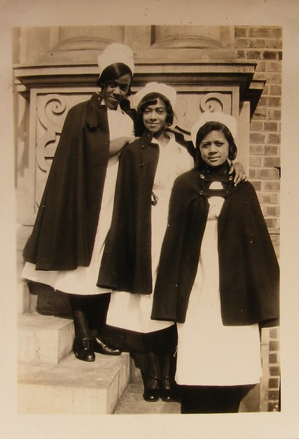 Visiting Nurse Association St. Louis - Historical Early Black Nurses 1935