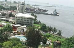 Port of Lagos Nigeria Nov 2002 727