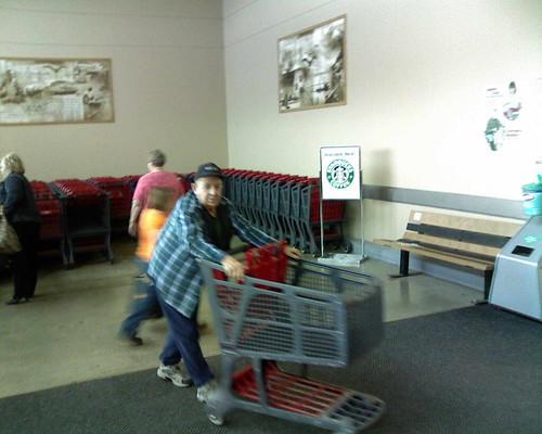 Cart Man