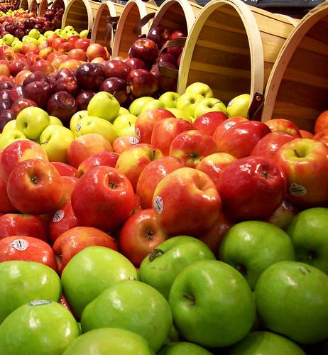 Forever apples