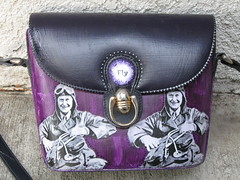 Black Purse #1, after (front) by pennylrichardsca (now at ipernity)