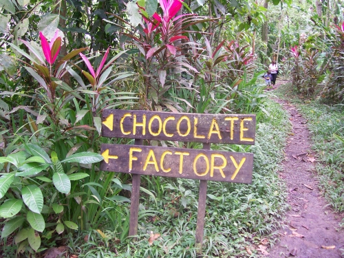 A Real Chocolate Tour in Costa Rica