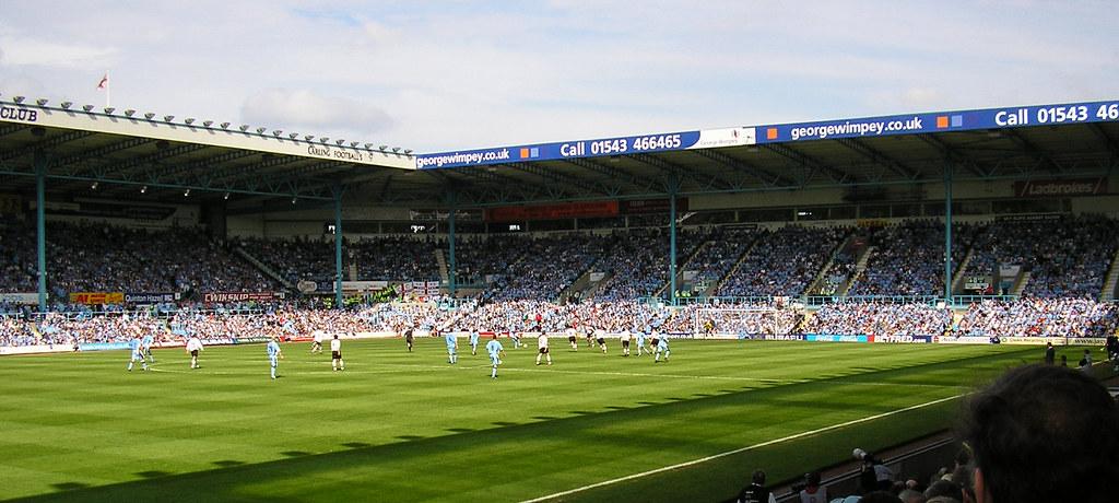 Last Match Highfield Road