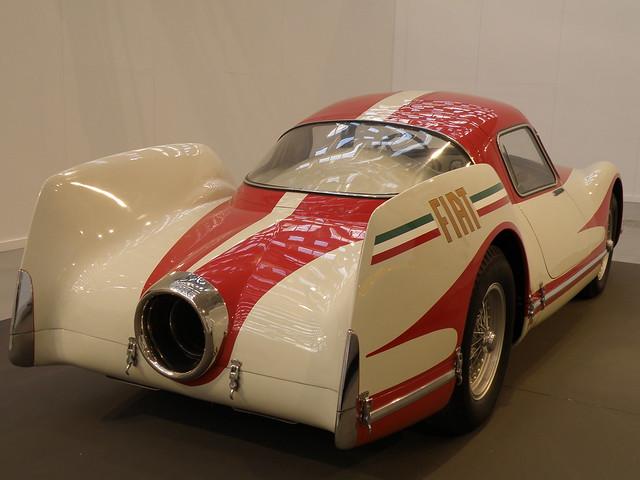 1954 Fiat Turbina Concept