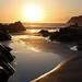Traeth Llyfn Sunset 1 by brackenb