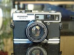 Olympus SPn Rangefinder