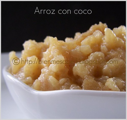 Arroz con coco 2 | Flickr - Photo Sharing!