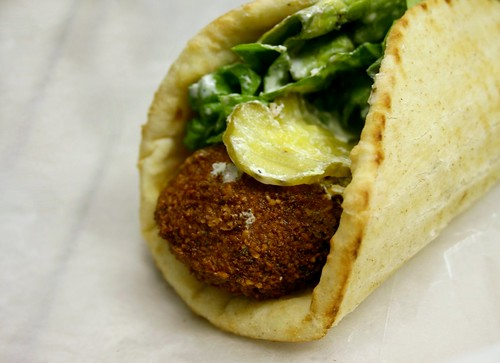 Mr. O'Reilly, this is falafel.  Falafel, this is Mr. O'Reilly.