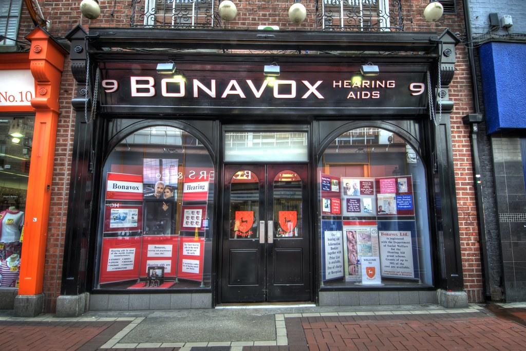Bonavox Hearing Aids