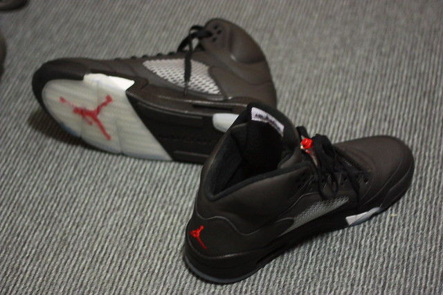 Air Jordan V Retro Olympic Basketball Shoes